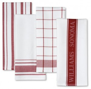 In praise of the Williams-Sonoma dish towel
