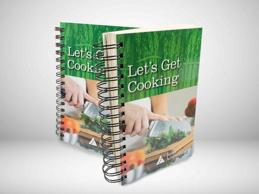 Let's Get Cooking Cookbook