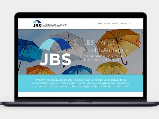 JBS Mental Health Authority Website
