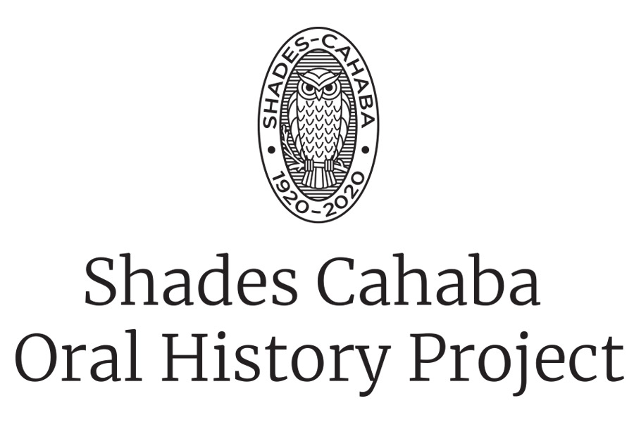 Shades Cahaba Oral History Project Logo