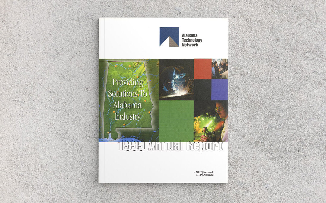 Alabama Technology Network 1999 Annual Report