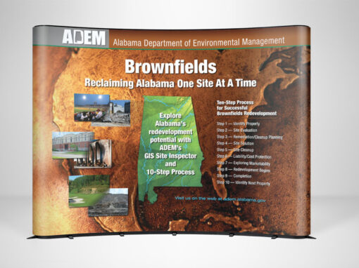 Brownfields Display