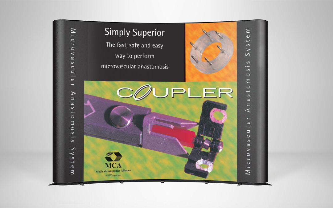 Coupler Display