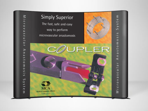 Coupler Display