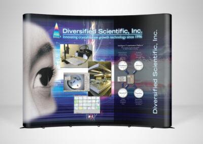 Diversified Scientific Display