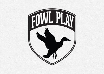 Fowl Play Logo