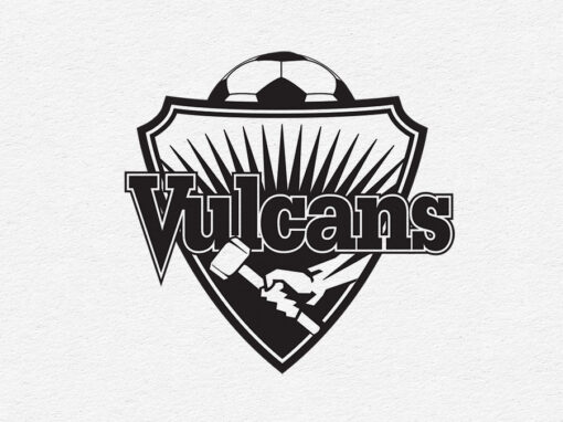 Vulcans Football Club Logo