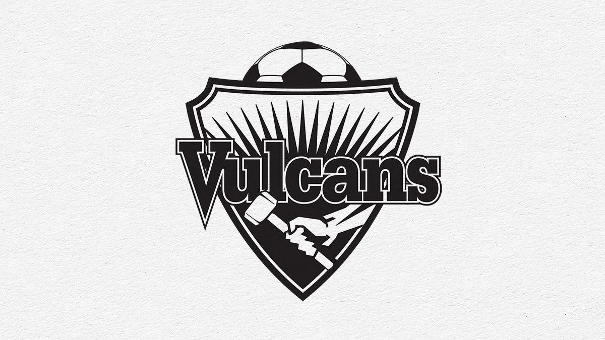 Vulcans Football Club Logo