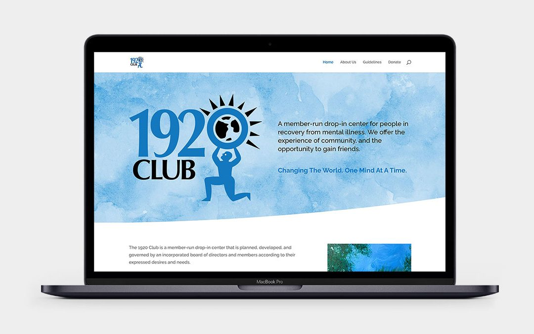 The 1920 Club Website