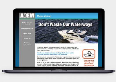 Clean Vessel Program