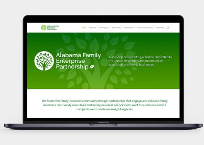 Alabama Family Enterprise Partnership Website