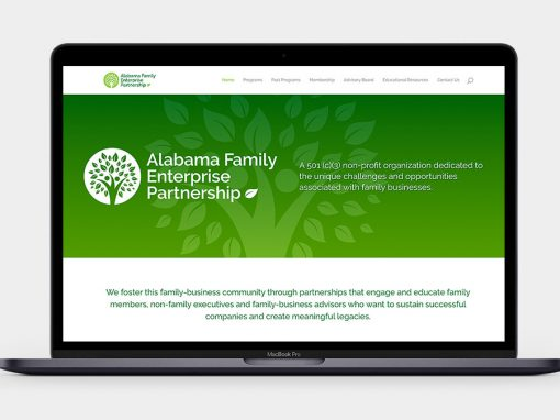 Alabama Family Enterprise Partnership Website