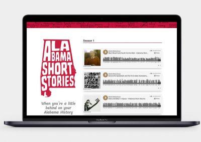 Alabama Short Stories Website