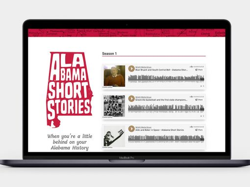 Alabama Short Stories Website