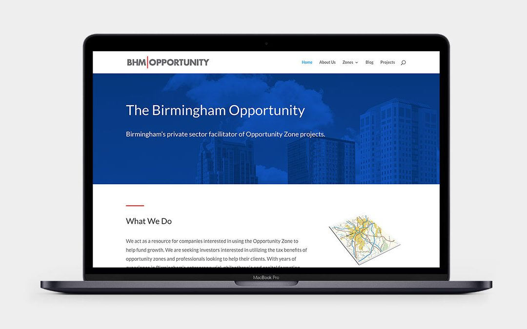 The Birmingham Opportunity Website