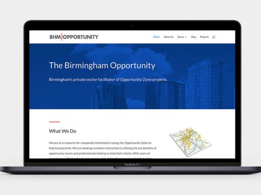 The Birmingham Opportunity Website