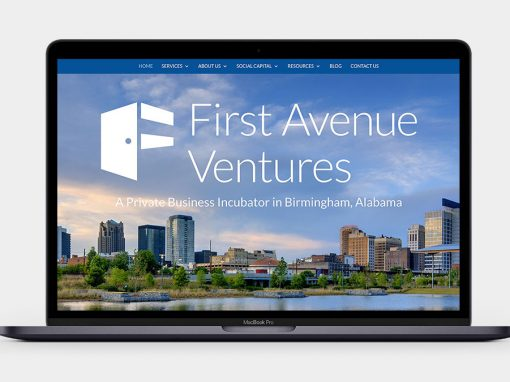 First Avenue Ventures Website