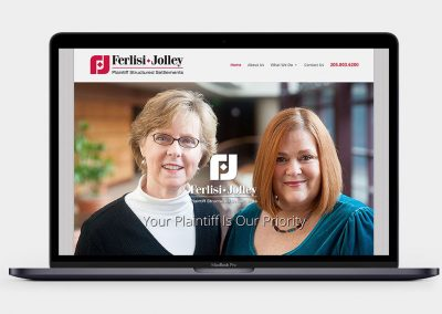 Ferlisi Jolley Website
