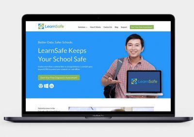 LearnSafe Website