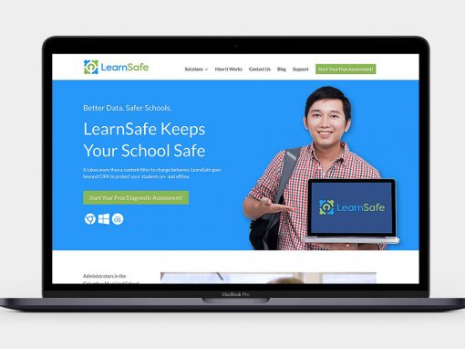 LearnSafe Website