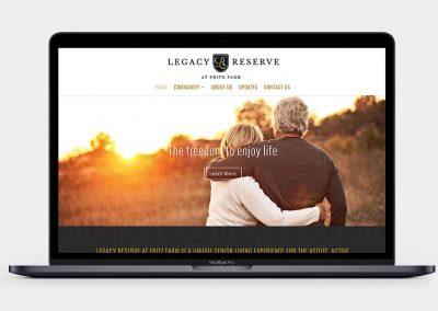 Legacy Reserve Website