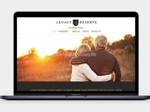 Legacy Reserve Website