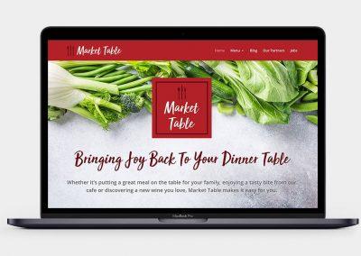 Market Table Website