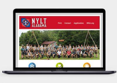 NYLT Alabama Website