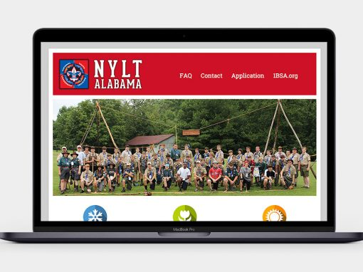 NYLT Alabama Website