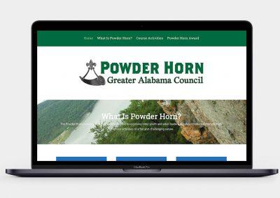 Powder Horn Alabama Website