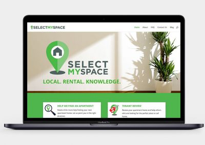 Select My Space Website