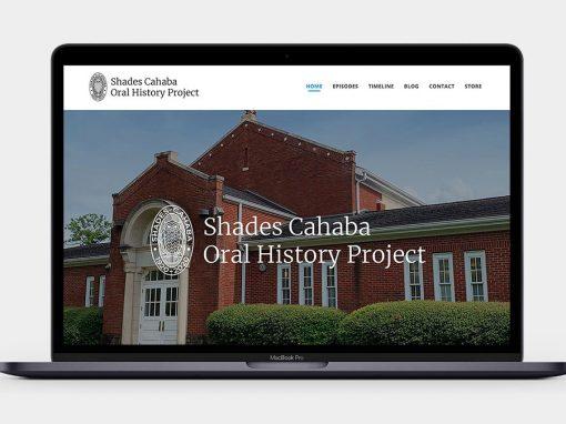 Shades Cahaba History Website
