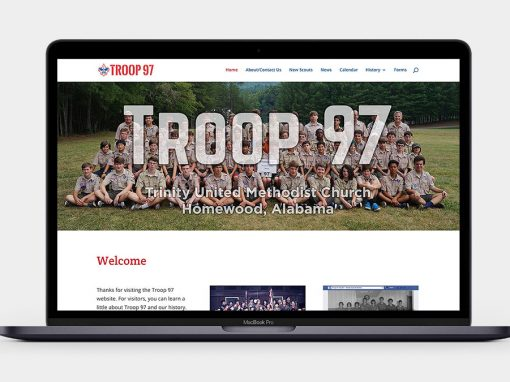 Troop 97 Homewood Website