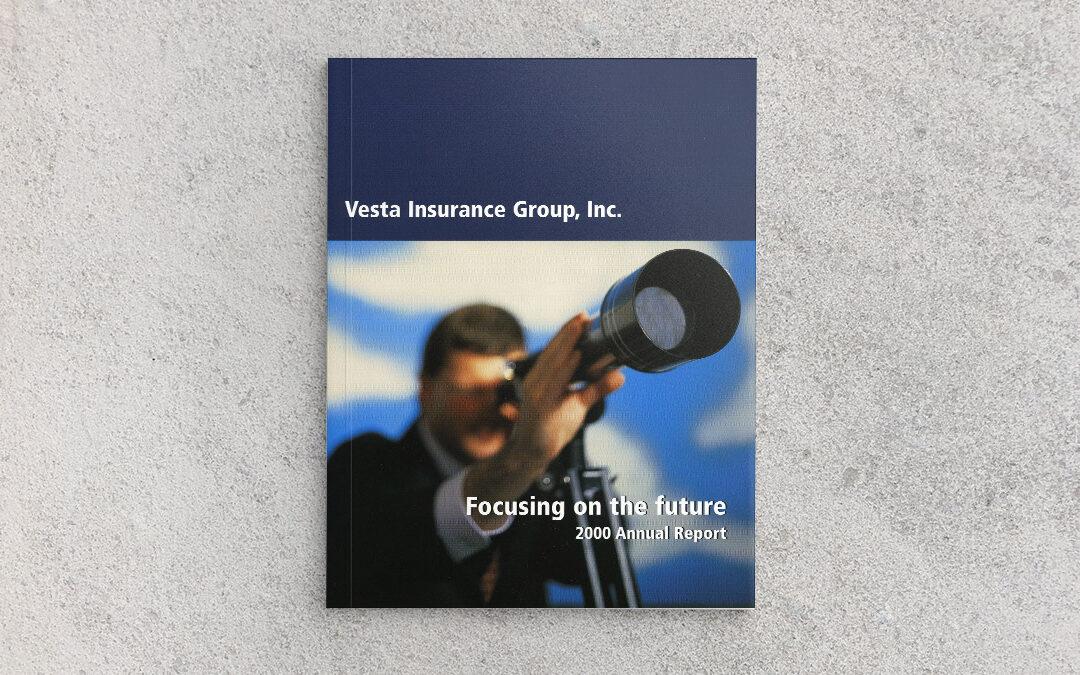 Vesta Insurance 2000 Annual Report
