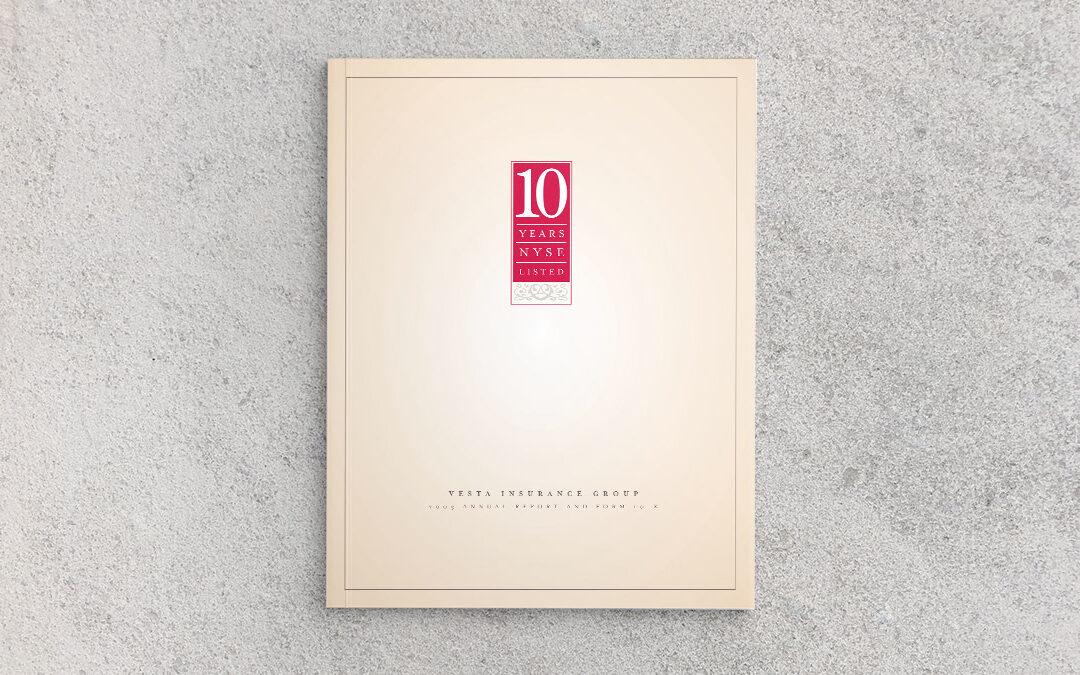 Vesta Insurance 2003 Annual Report