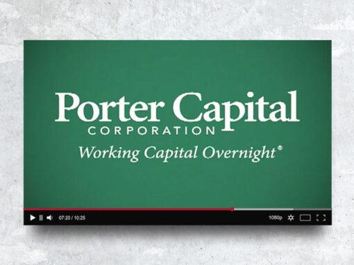 Porter Capital Video