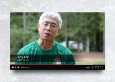 What Made You Go To Wood Badge Video
