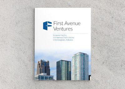 First Avenue Ventures Corporate Brochure