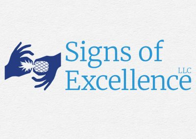 Signs of Excellence Logo