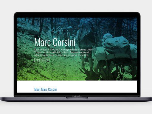 Marc Corsini Website