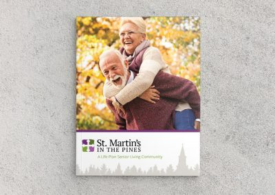 St. Martin's in the Pines Pocket Folder and Inserts